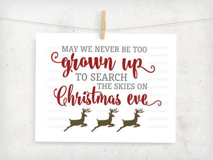 Christmas Eve Digital File My Vinyl Direct