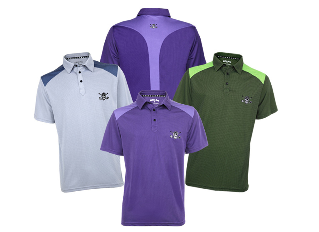 Apex Performance Golf Shirt