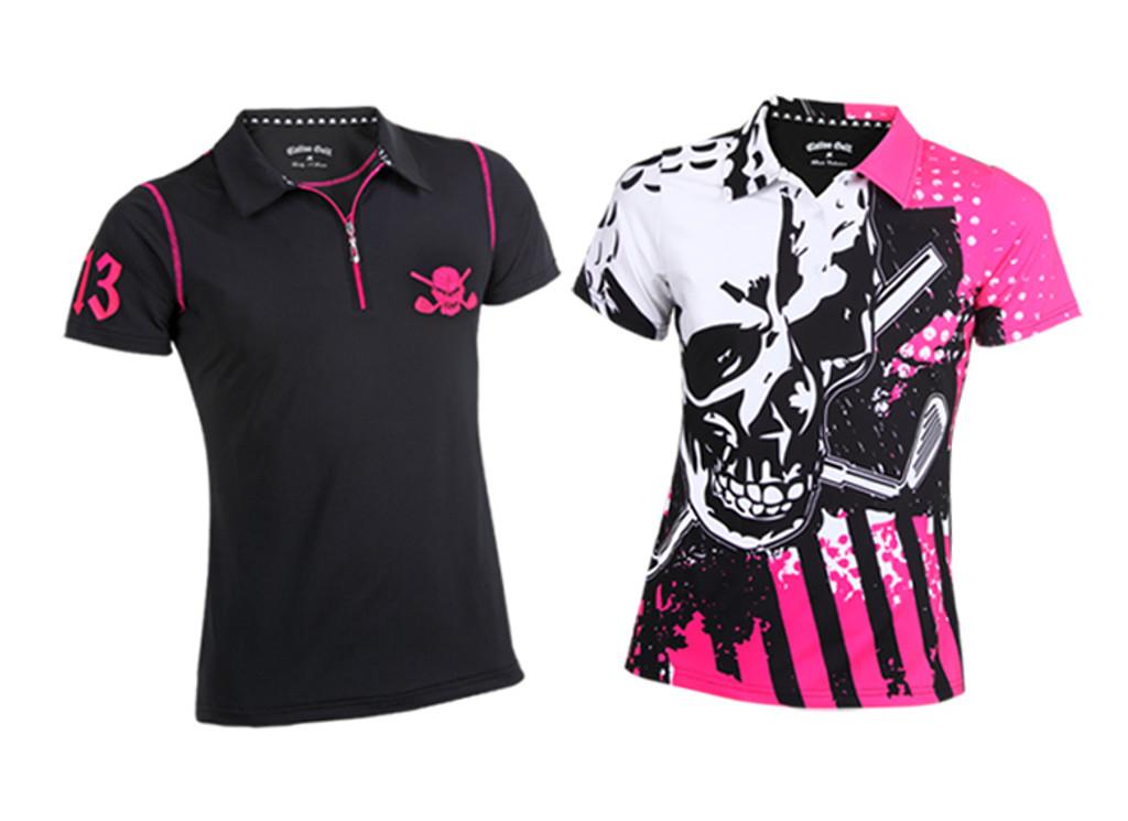 ☠ New Women's Golf Shirts ☠