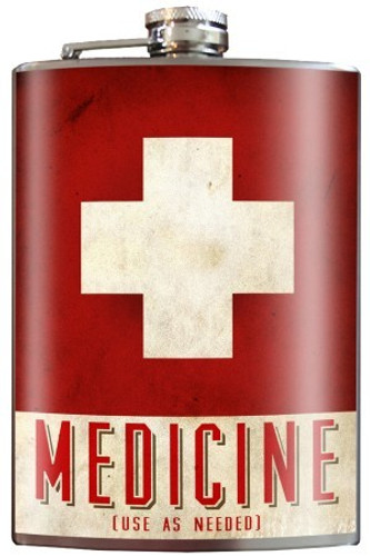 Medicine Flask