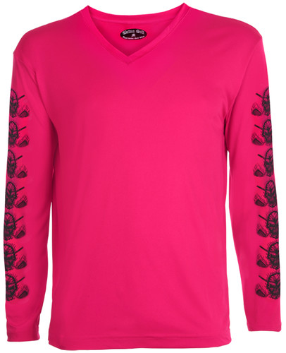 Women's Under-Layer Long Sleeve (Pink)