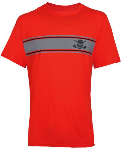Clubhouse Performance T-Shirt (Red) - 50% Off!