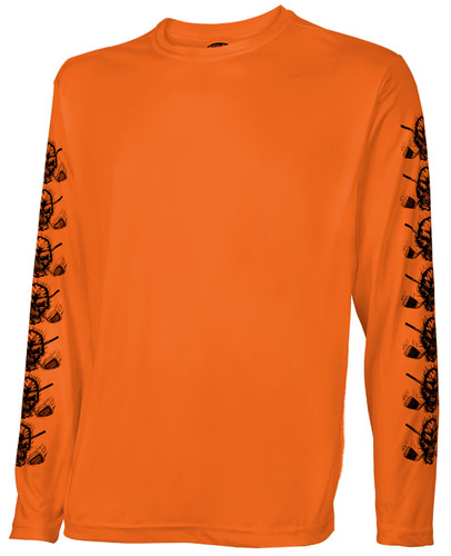 Under-Layer Long Sleeve (Orange)