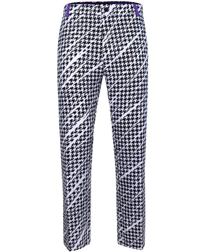 Pro Cool Technology for a super-cool and comfortable fit & feel.   Go from the course to the clubs with these performance golf pants.   This cool color is also available on our golf shorts.