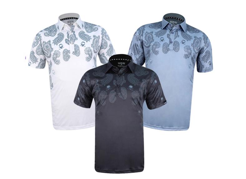 New Hustler Golf Shirts