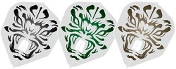 L-Style Annie V4 L3c Champagne Flights - Clear White, Green, Black, Gold, caps, version 4