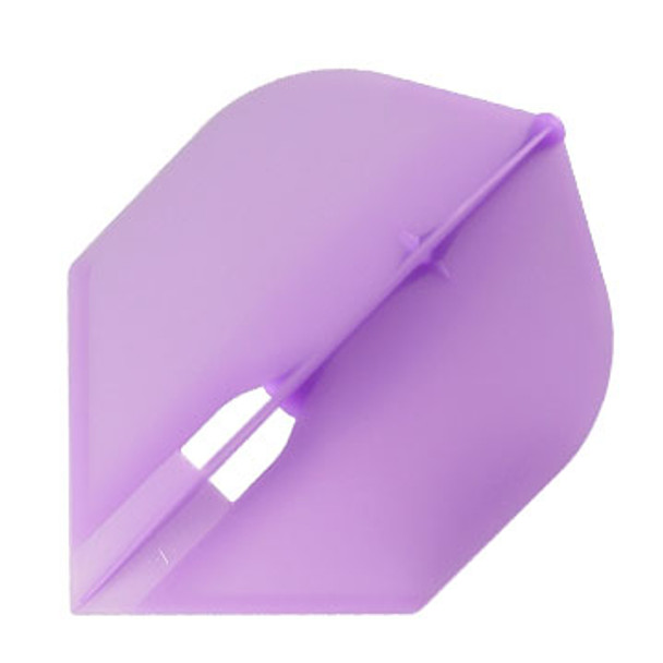 Purple rocket shape L-Flight from L-Style