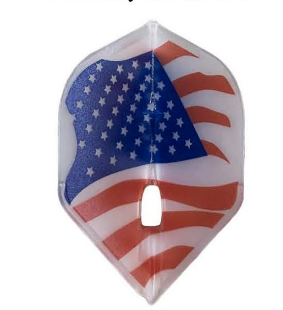 USA Theme L-Style L1c  Champagne Flights Limited Edition