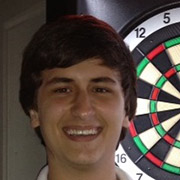 Austin Adams, Dart Brokers Youth Pro Player