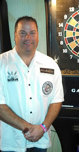 Dart Brokers Pro darter Craig Cook