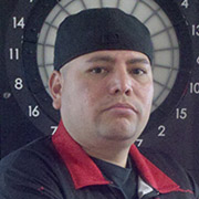 Joe Barcenas, Dart Brokers Pro Darter