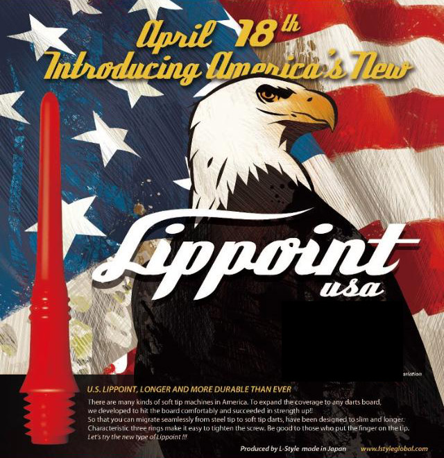 Info about Lippoint USA dart tips from L-Style