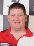 Dart Brokers Pro Ray Carver at The World Stage 7