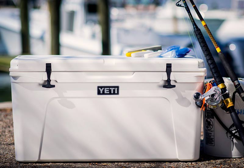 Yeti Coolers in Ohio
