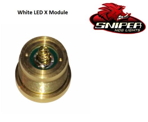 White LED X Module