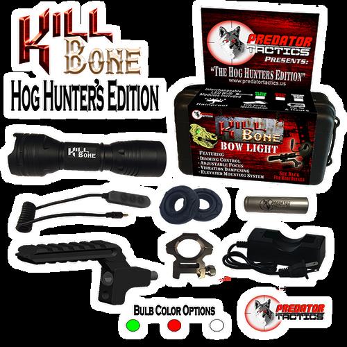 Predator Tactics: KillBone Hog Hunter's Edition (Triple LED Kit)
