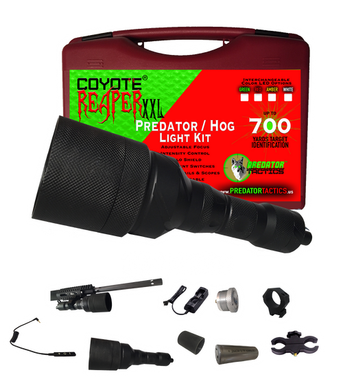 Coyote Reaper® XXL Rifle Kit - Single LED