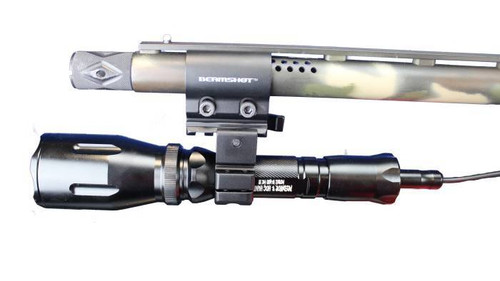 Beamshot Universal Shotgun Barrel Mount with Picatinny / MIL-STD-1913 Rail RF9/B