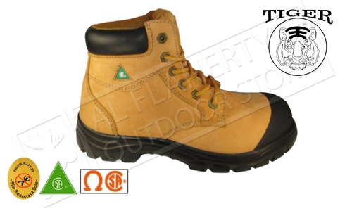 Tiger Safety Boot W P 7666c Al Flaherty S Outdoor Store