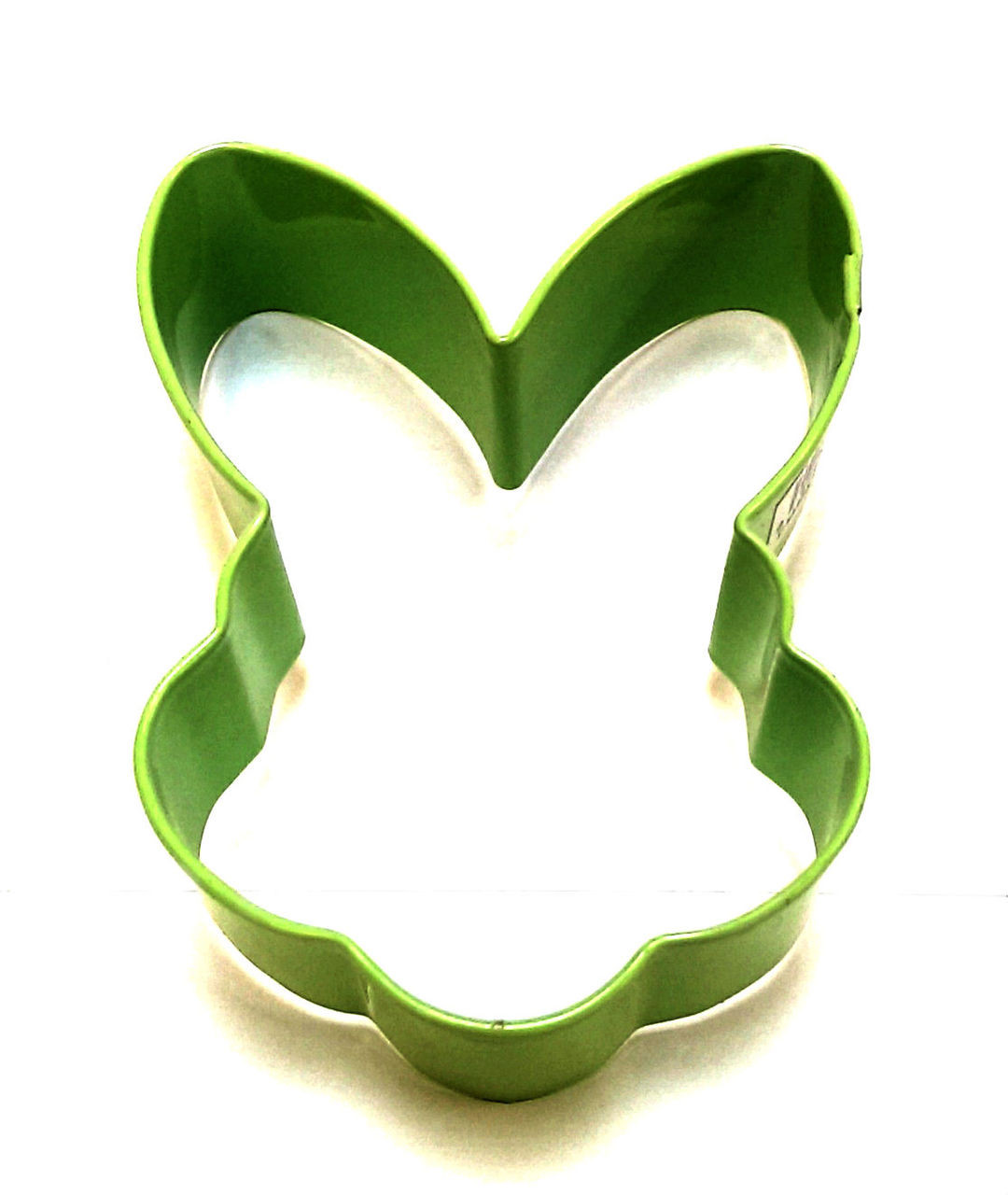6dae7d2e858a Rabbit Face Cookie Cutter Light Green (7.62 cm)