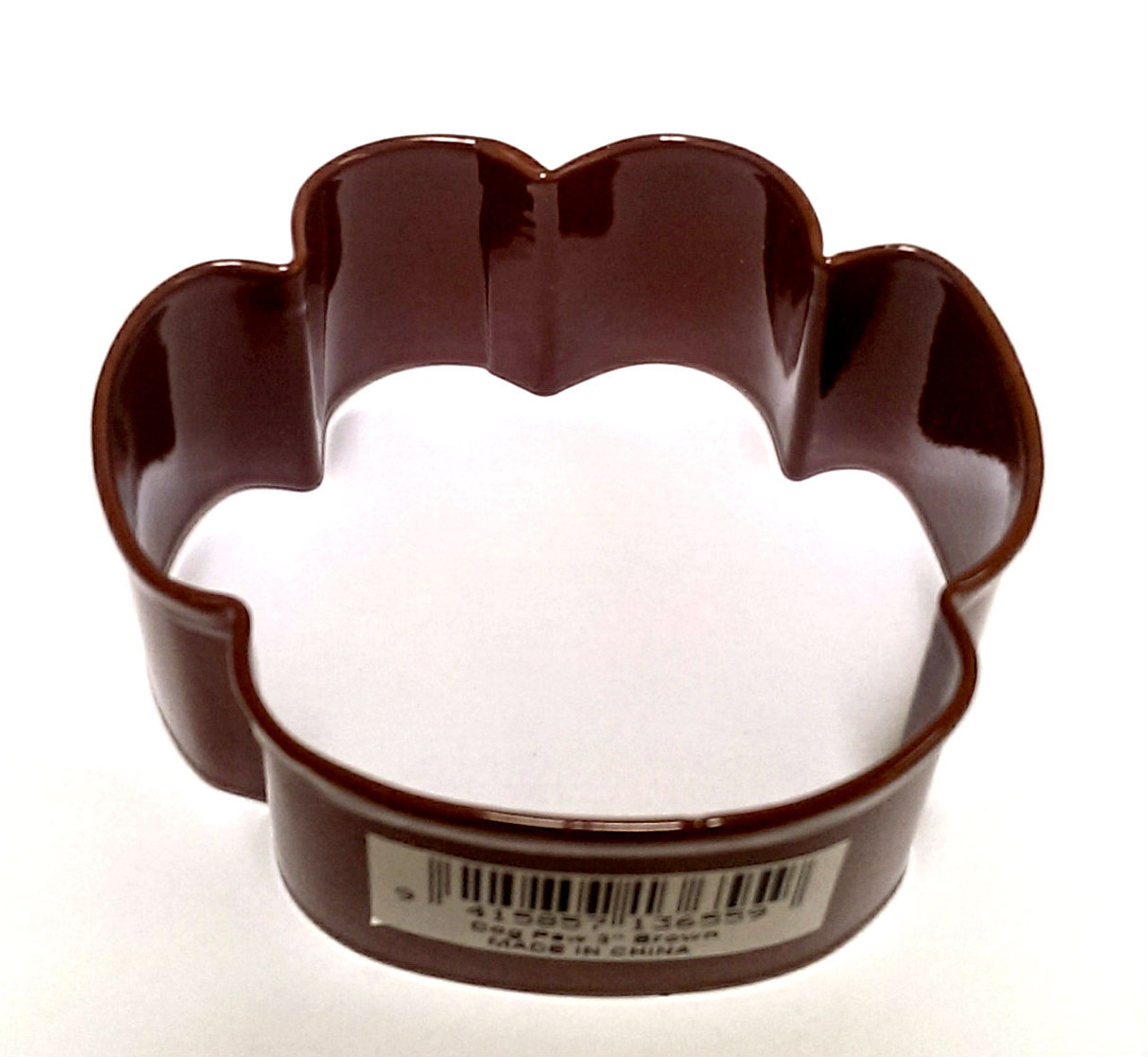 d30db70a2ba3 Dog Paw Cookie Cutter Brown (7.62 cm)