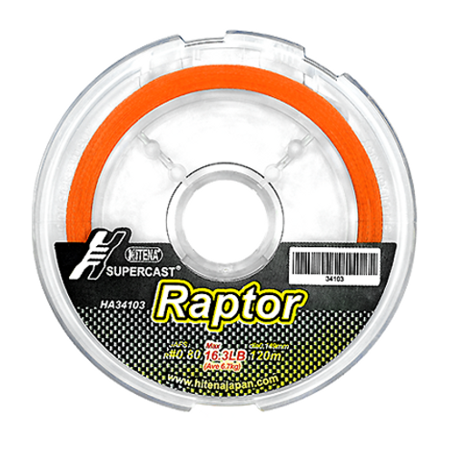 Super Cast Raptor Line