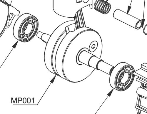 Volume Knob Potentiometer