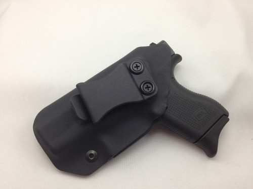 OWB Holster w/Adjustable Belt Clip