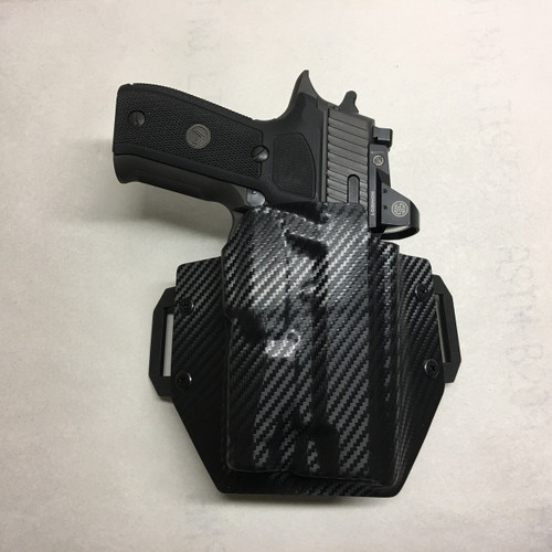 Light Bearing Comfort Series Holster Cook S Holsters Inc