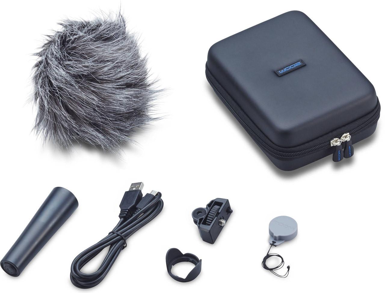 Zoom Apq 2n Q2n Accessory Pack Keyboard Corner Kcs Rockshop Aph 1 Package For H1