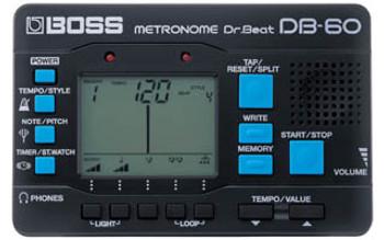 Boss DB-60 Dr Beat Metronome