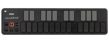 Korg nanoKey2 Keyboard Controller Black