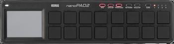 Korg nanoPad2 Drum Pad Controller Black