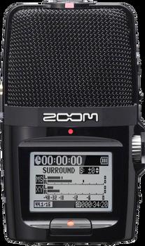 Zoom H2n Digital Recorder