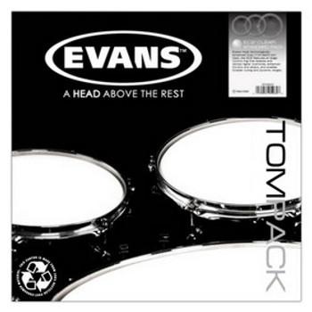 Evans EC2 Clear Fusion Pack