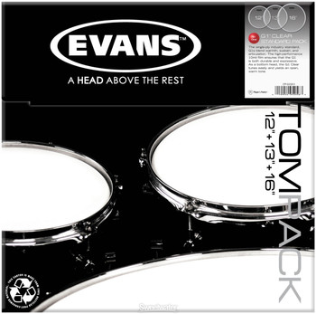 Evans G1 Clear Standard Pack