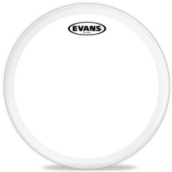 Evans EQ1 Clear Bass Drum Head Batter