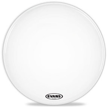 Evans EQ1 Resonant Coated White