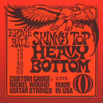 Ernie Ball Skinny Top Heavy Bottom