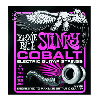 Ernie Ball Cobalt Super Slinky