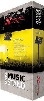 Xtreme MST4 Music Stand
