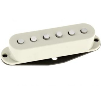 Dimarzio DP402 Virtual Vintage Blues Pickup Aged White