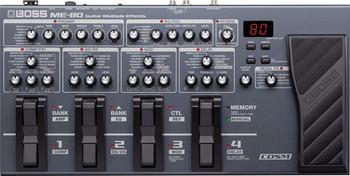 Boss ME-80 Multi-Effects Guitar Processor