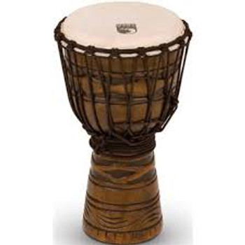 "Toca 10"" Origin Series Djembe  (African Mask)"