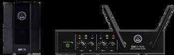 AKG DMS70 Dual Instrument Wireless Set