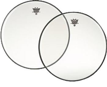 Remo Emperor Clear Batter Drum Head 10""