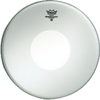 Remo Controlled Sound Black Dot Bottom Batter Drum Head 10""