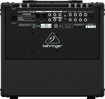 Behringer Ultratone KXD12 600 Watt Keyboard Amplifier