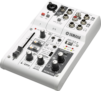 Yamaha AG03 USB Mixer and Interface
