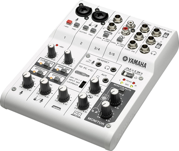 Yamaha AG06 USB Mixer and Interface